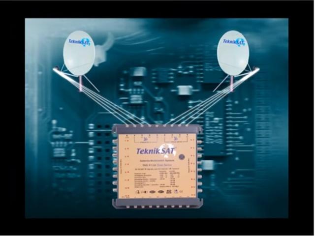Tekniksat TV Reklamı 2007